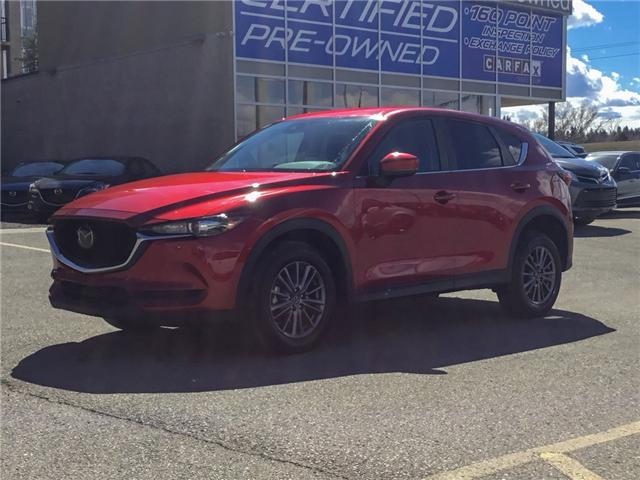 2018 Mazda CX-5 GX (Stk: K7776) in Calgary - Image 1 of 31