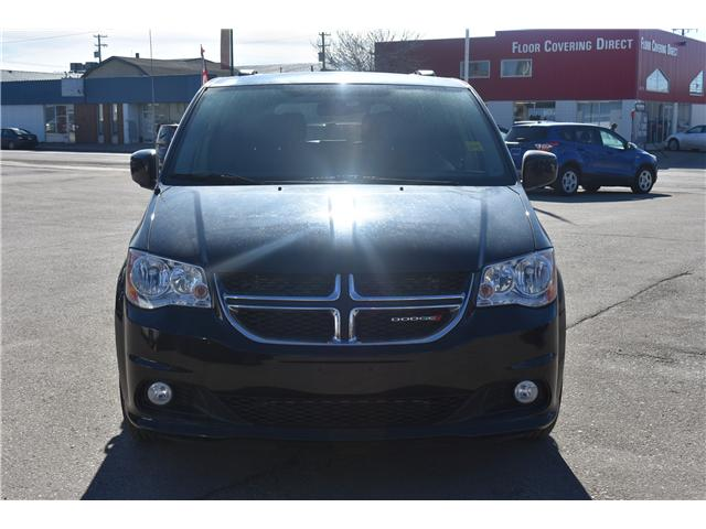 2017 Dodge Grand Caravan Crew (Stk: P36129C) in Saskatoon - Image 2 of 24