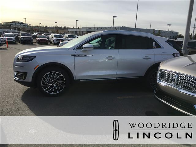2019 Lincoln Nautilus Reserve (Stk: K-106) in Calgary - Image 2 of 6