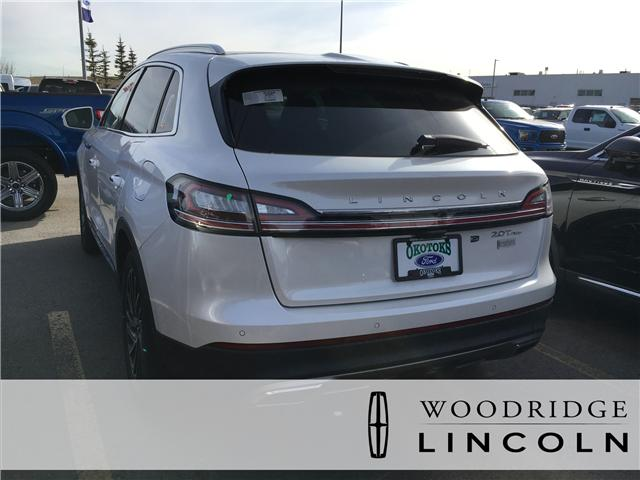 2019 Lincoln Nautilus Reserve (Stk: K-106) in Calgary - Image 3 of 6