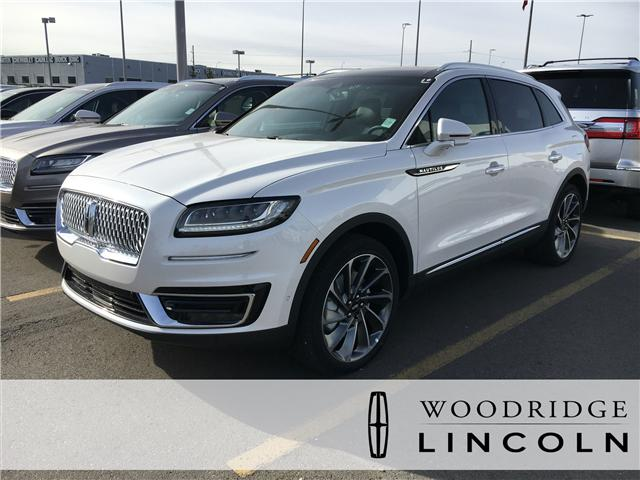 2019 Lincoln Nautilus Reserve (Stk: K-295) in Calgary - Image 1 of 5
