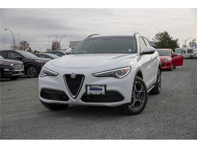 2018 Alfa Romeo Stelvio Base (Stk: KE826302A) in Abbotsford - Image 3 of 30