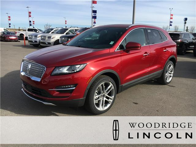 2019 Lincoln MKC Reserve (Stk: K-1044) in Calgary - Image 1 of 5