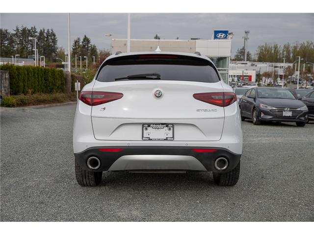 2018 Alfa Romeo Stelvio Base (Stk: KE826302A) in Abbotsford - Image 5 of 30