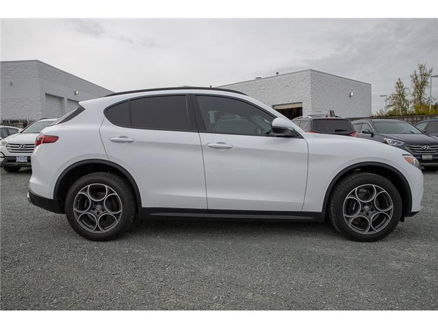 2018 Alfa Romeo Stelvio Base (Stk: KE826302A) in Abbotsford - Image 7 of 30