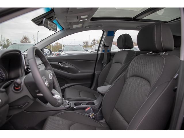 2019 Hyundai Elantra GT Luxury (Stk: KE103866) in Abbotsford - Image 12 of 30