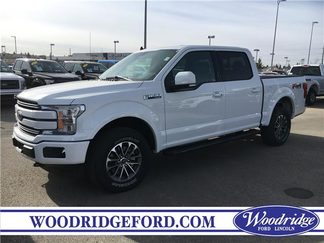 2019 Ford F-150 Lariat (Stk: K-1073) in Calgary - Image 1 of 5