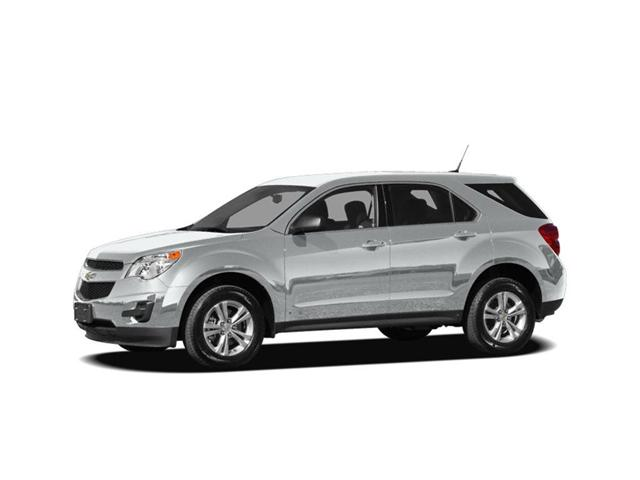 Used 2010 Chevrolet Equinox LS  - Coquitlam - Eagle Ridge Chevrolet Buick GMC