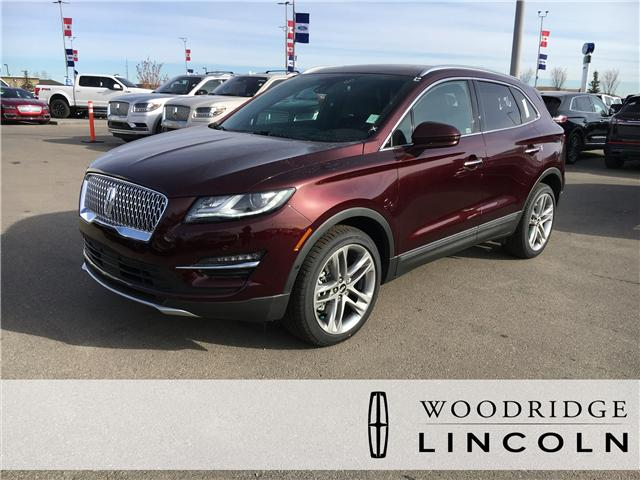 2019 Lincoln MKC Reserve (Stk: K-1094) in Calgary - Image 1 of 5