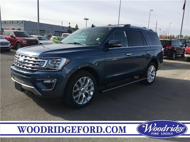 2019 Ford Expedition Limited (Stk: K-1120) in Calgary - Image 1 of 5