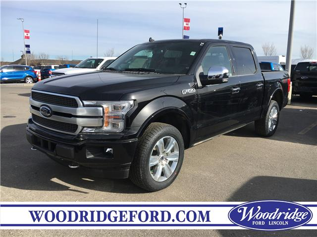 2019 Ford F-150 Platinum (Stk: K-1121) in Calgary - Image 1 of 6