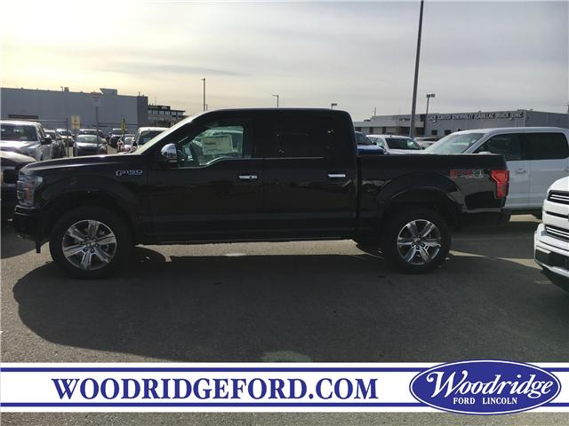 2019 Ford F-150 Platinum (Stk: K-1200) in Calgary - Image 2 of 6