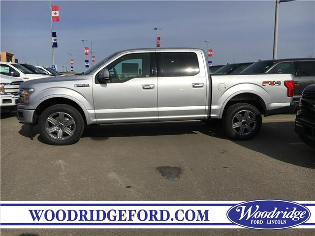 2019 Ford F-150 Lariat (Stk: K-1210) in Calgary - Image 1 of 5