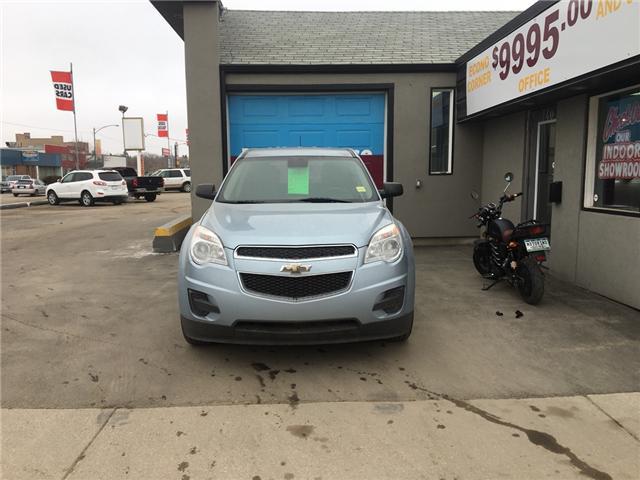 2014 Chevrolet Equinox LS (Stk: ) in Saskatoon - Image 2 of 5