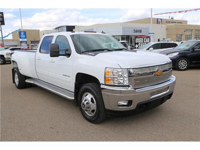 2014 Chevrolet Silverado 3500HD LTZ (Stk: 174580) in Medicine Hat - Image 1 of 25
