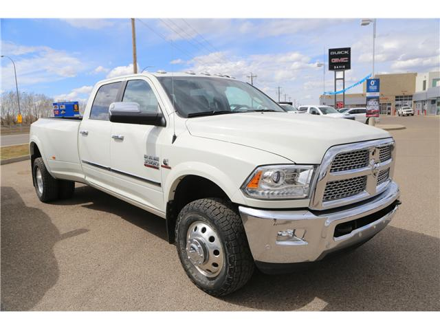 2017 RAM 3500 Laramie (Stk: 173542) in Medicine Hat - Image 1 of 23