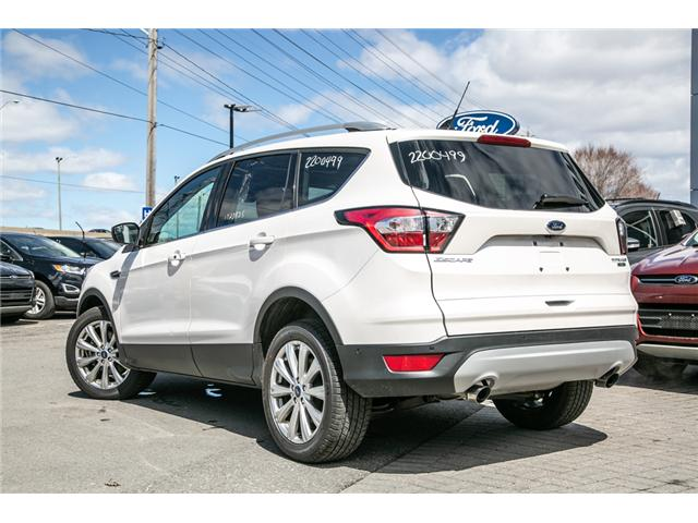 2020 Ford Escape TITANIUM NAV-LEATHER-POWER OOF-WARRANTY (Stk: 948930) in Ottawa - Image 4 of 30
