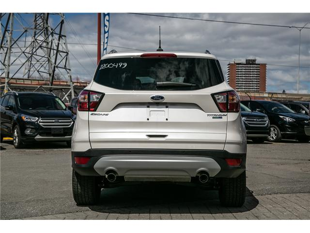 2020 Ford Escape TITANIUM NAV-LEATHER-POWER OOF-WARRANTY (Stk: 948930) in Ottawa - Image 5 of 30