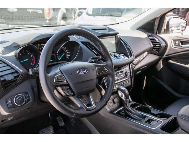 2020 Ford Escape TITANIUM NAV-LEATHER-POWER OOF-WARRANTY (Stk: 948930) in Ottawa - Image 13 of 30