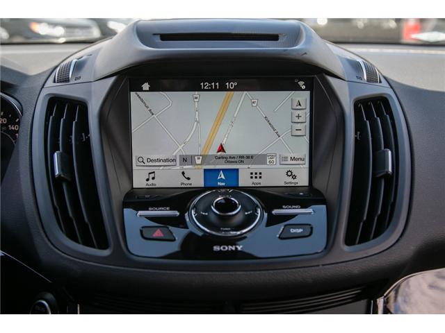 2020 Ford Escape TITANIUM NAV-LEATHER-POWER OOF-WARRANTY (Stk: 948930) in Ottawa - Image 22 of 30