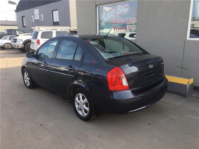 2010 Hyundai Accent GLS (Stk: ) in Saskatoon - Image 2 of 3