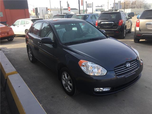 2010 Hyundai Accent GLS (Stk: ) in Saskatoon - Image 3 of 3