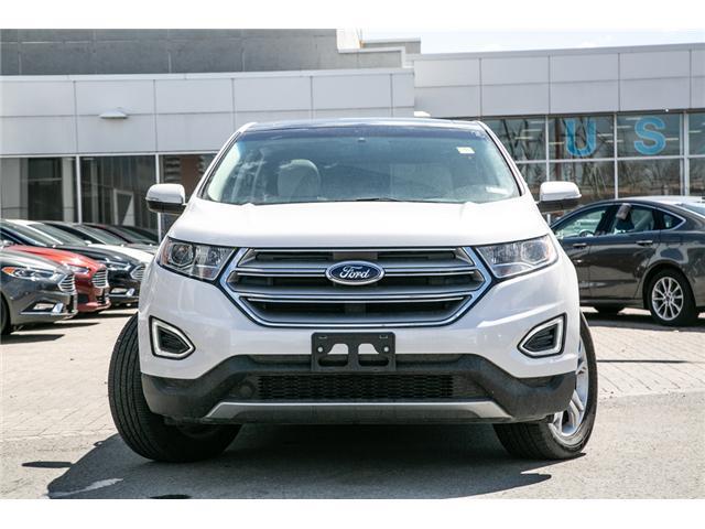 2018 Ford Edge LEATHER-NAV-LOADED--SALE PRICED TITANIUM (Stk: 949020) in Ottawa - Image 2 of 30