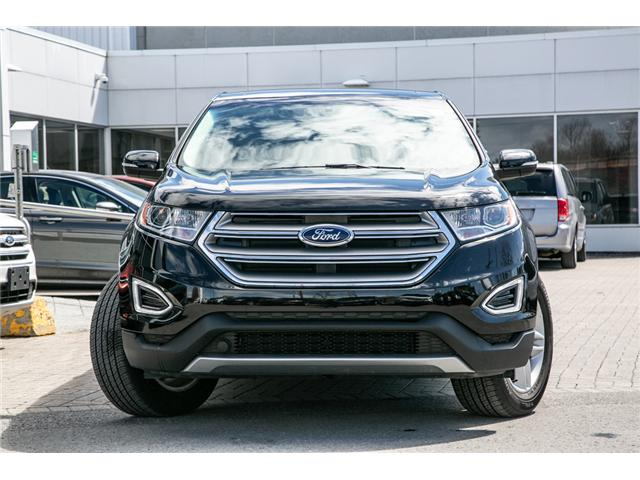 2018 Ford Edge SEL AWD-LEATHER-POWER ROOF NAV (Stk: 948740) in Ottawa - Image 2 of 28
