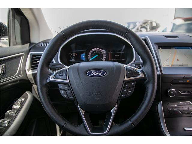 2018 Ford Edge SEL AWD-LEATHER-POWER ROOF NAV (Stk: 948740) in Ottawa - Image 14 of 28