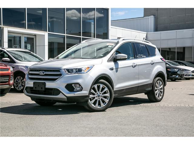 2018 Ford Escape TITANIUM AWD-LEATHER-NAV-POWER ROOF-SALE PRICED (Stk: 948950) in Ottawa - Image 1 of 29