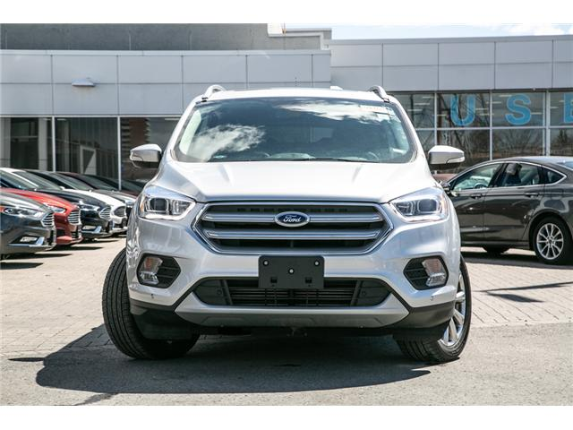 2018 Ford Escape TITANIUM AWD-LEATHER-NAV-POWER ROOF-SALE PRICED (Stk: 948950) in Ottawa - Image 2 of 29