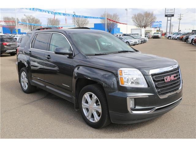 2017 GMC Terrain SLE-2 (Stk: 149643) in Medicine Hat - Image 1 of 25