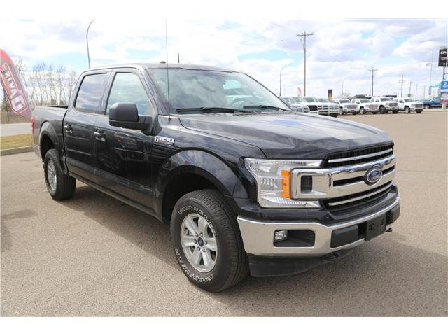 2018 Ford F-150  (Stk: 174320) in Medicine Hat - Image 1 of 22