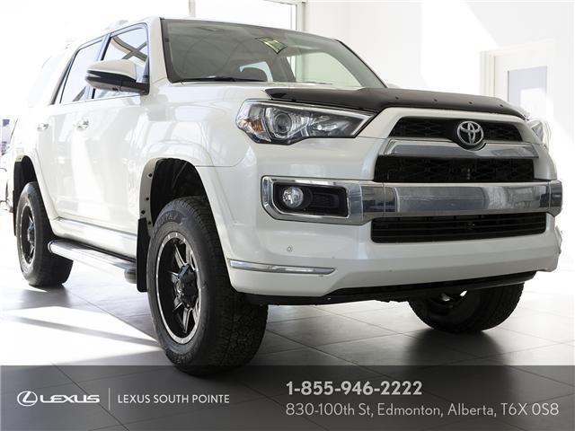 2016 Toyota 4Runner SR5 (Stk: L900113C) in Edmonton - Image 1 of 20