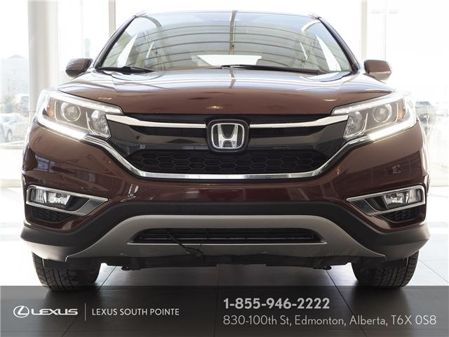 2016 Honda CR-V Touring (Stk: L900404A) in Edmonton - Image 2 of 21