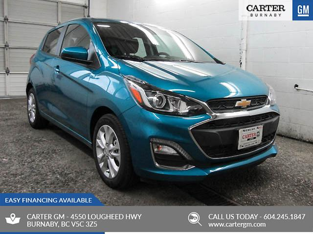 2019 Chevrolet Spark 1LT CVT (Stk: 49-04640) in Burnaby - Image 1 of 12
