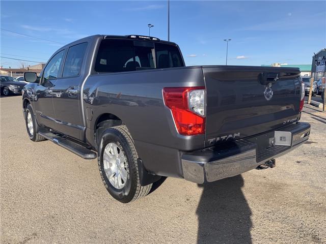 2017 Nissan Titan SV at $33640 for sale in Saskatoon