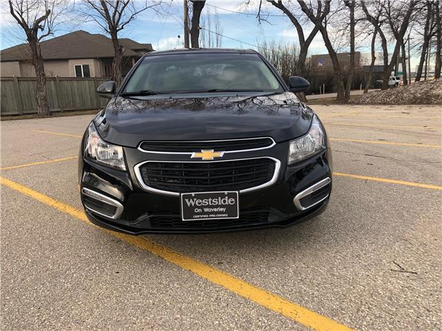 2015 Chevrolet Cruze DIESEL (Stk: 9864.0) in Winnipeg - Image 2 of 28