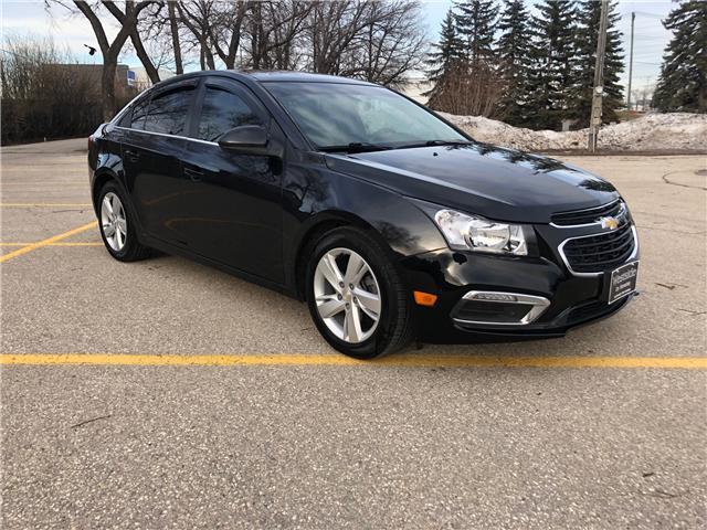 2015 Chevrolet Cruze DIESEL (Stk: 9864.0) in Winnipeg - Image 1 of 28
