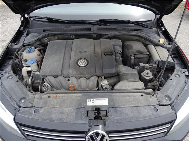 2012 Volkswagen Jetta 2.5L Sportline (Stk: ) in Oshawa - Image 5 of 11