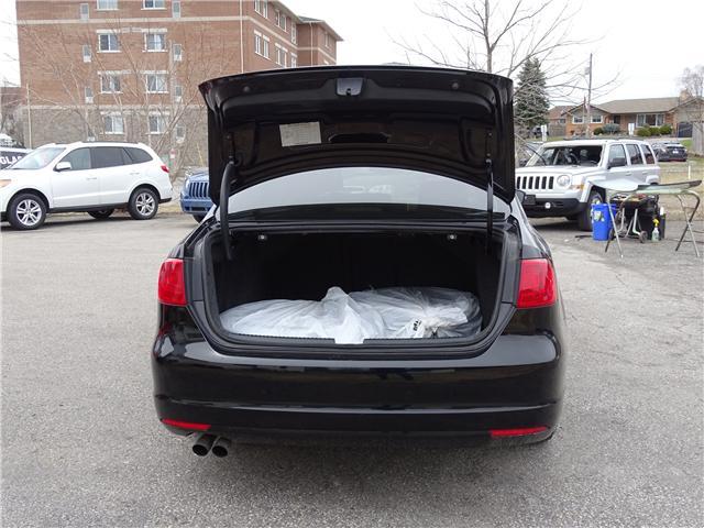 2012 Volkswagen Jetta 2.5L Sportline (Stk: ) in Oshawa - Image 6 of 11