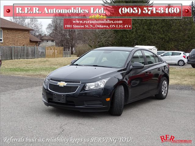 2012 Chevrolet Cruze LS (Stk: ) in Oshawa - Image 1 of 11