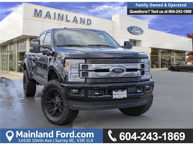 2018 Ford F-350 Limited (Stk: P1956) in Surrey - Image 1 of 30
