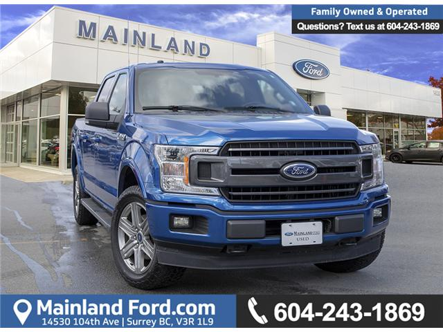 2018 Ford F-150 XLT (Stk: P6092) in Surrey - Image 1 of 30