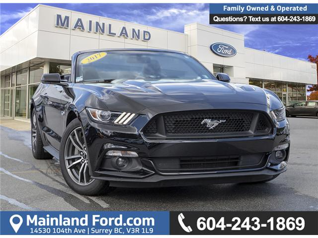 2017 Ford Mustang GT Premium (Stk: P18138) in Surrey - Image 1 of 27