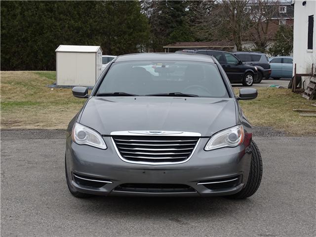 2012 Chrysler 200 LX (Stk: ) in Oshawa - Image 2 of 11