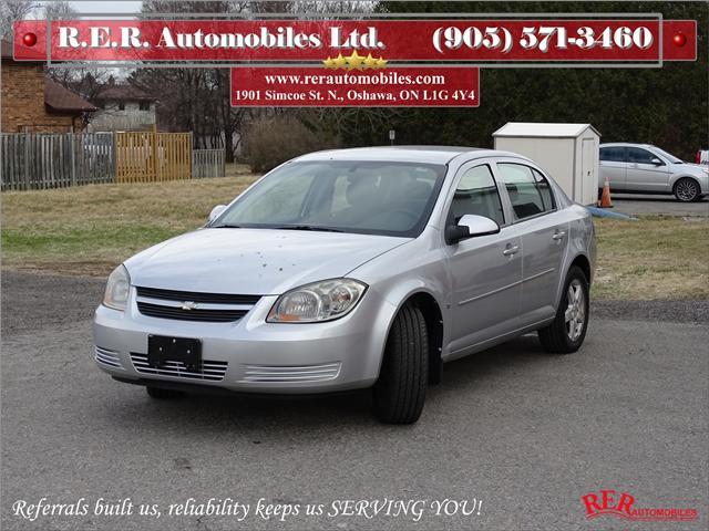 2009 Chevrolet Cobalt LT (Stk: ) in Oshawa - Image 1 of 11