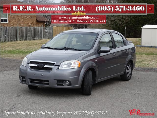 2008 Chevrolet Aveo LT (Stk: ) in Oshawa - Image 1 of 12