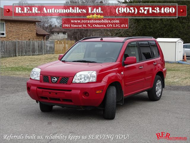 2005 Nissan X-Trail SE (Stk: ) in Oshawa - Image 1 of 11