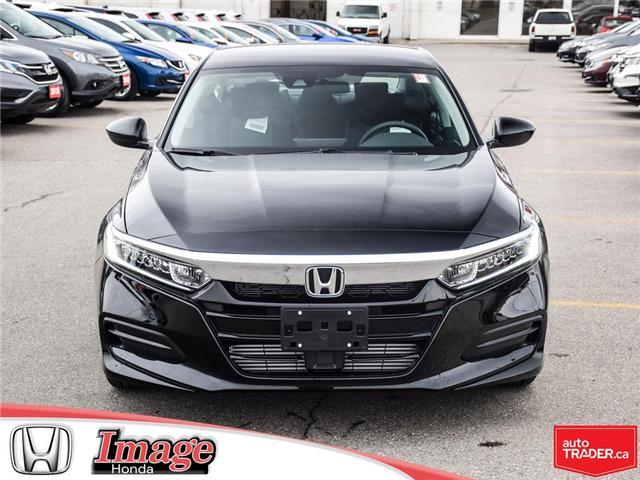 2019 Honda Accord LX 1.5T (Stk: 9A158) in Hamilton - Image 2 of 18